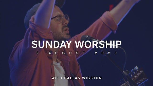 Live Worship with Dallas Wigston (9 A...