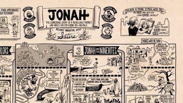 Read Scripture  Jonah