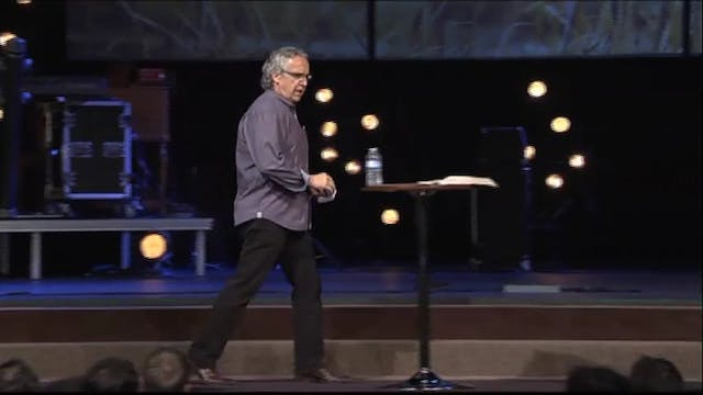 Hosting the Presence - Session 5 - Bill Johnson