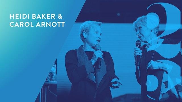 Heidi Baker and Carol Arnott - Revival 25 Conference (Session 6)