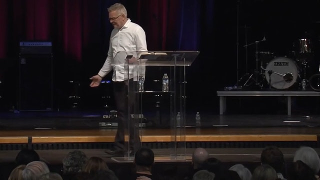 Power to Heal - Session 8 - Randy Clark