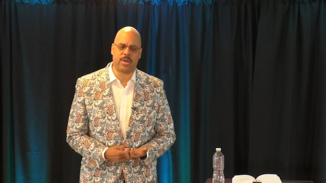 Supernaturally Prophetic Masterclass - Session 6 - John Veal