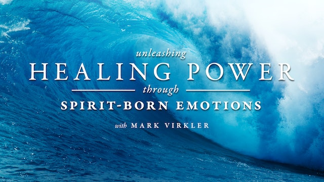 Unleashing Healing Power Through Spirit Born Emotions Masterclass
