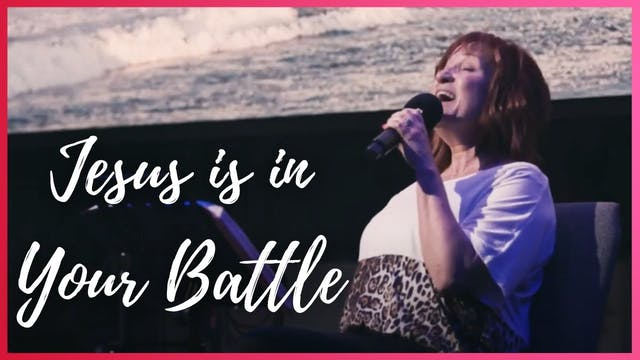 Jesus is in Your Battle  Worship with...