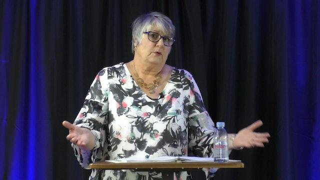 The Book of Healing - Session 3 - Teresa Liebscher