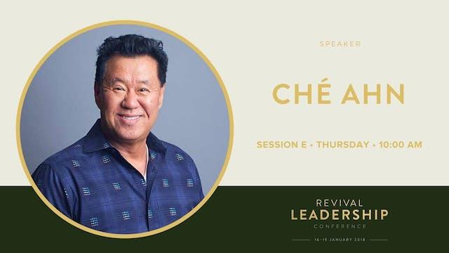 Lifestyle Evangelism - Che Ahn (2018)