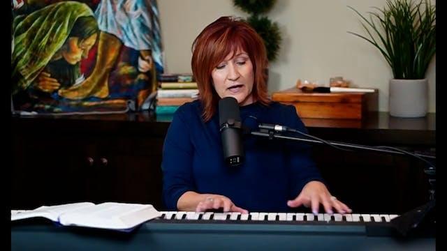 Julie Meyer Live Worship  God Gives H...