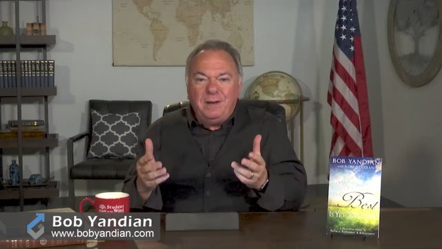 Episode 342-New Ways to Kill Old Giants-Part 2-Bob Yandian Ministries-Student of the Word
