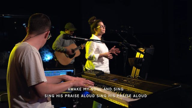 Live Worship - Jonathan Clarke with H...