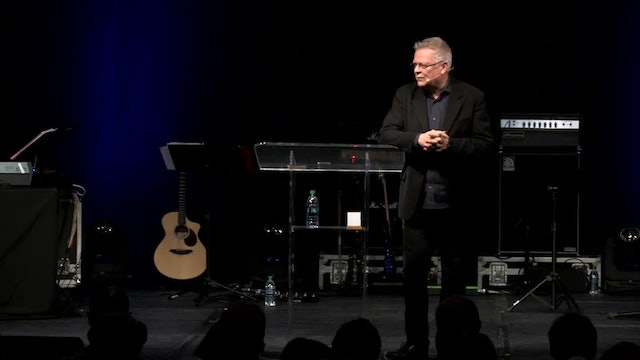 Authority to Heal - Session 3 - Randy Clark