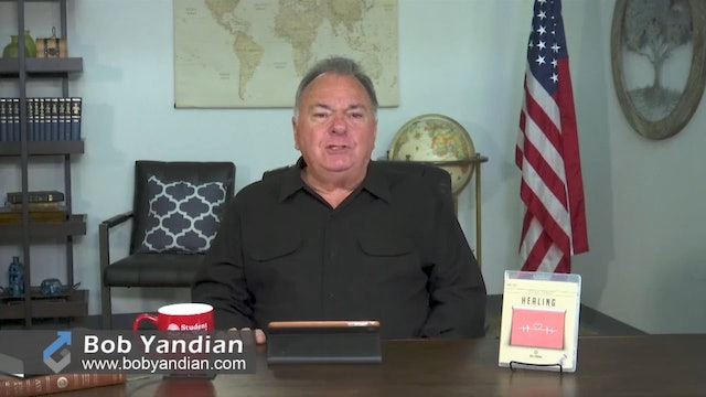 Episode 422-Healing In Communion-Bob Yandian Ministries-Student of the Word