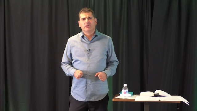 Accelerated Healing - Session 12 - John Proodian