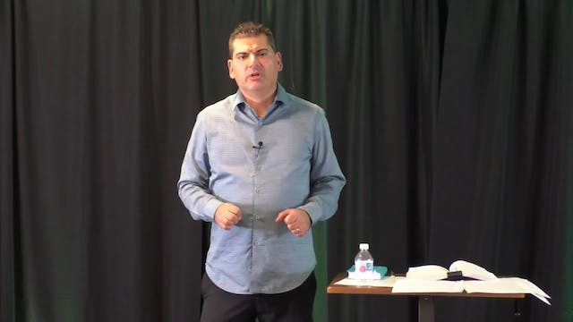Accelerated Healing - Session 12 - Jo...