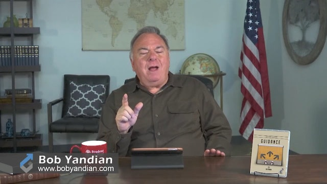 Episode 412-Wait on the Mind of the Lord-Part 1-Bob Yandian Ministries-Student of the Word