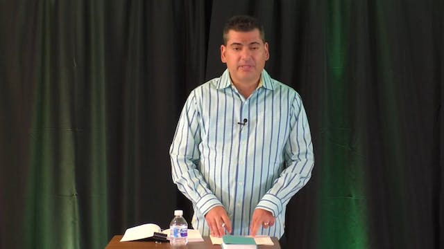 Accelerated Healing - Session 30 - Jo...