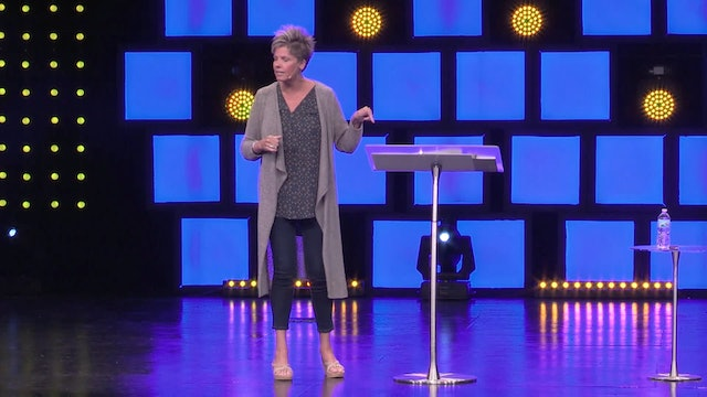 The Spirit Empowered Life - Session 2 - Beth Jones