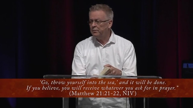 Power to Heal - Session 6 - Randy Clark