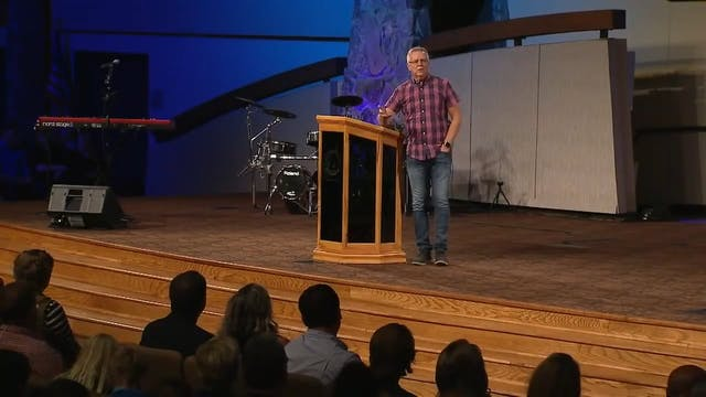 Randy Clark - Healing Is Here Conference