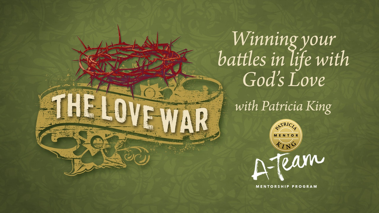 The Love War - Patricia King