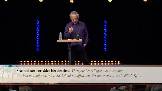 Strengthen Yourself In The Lord - Session 2 - Bill Johnson