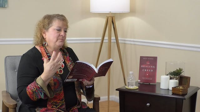 The Healing Creed Masterclass - Session 10 - The Healling Power of Repentance and Forgiveness