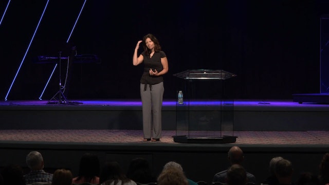 Hearing God Through Your Dreams - Session 6: Out Of Our Heads, Into Our Hearts - Dr. Virkler
