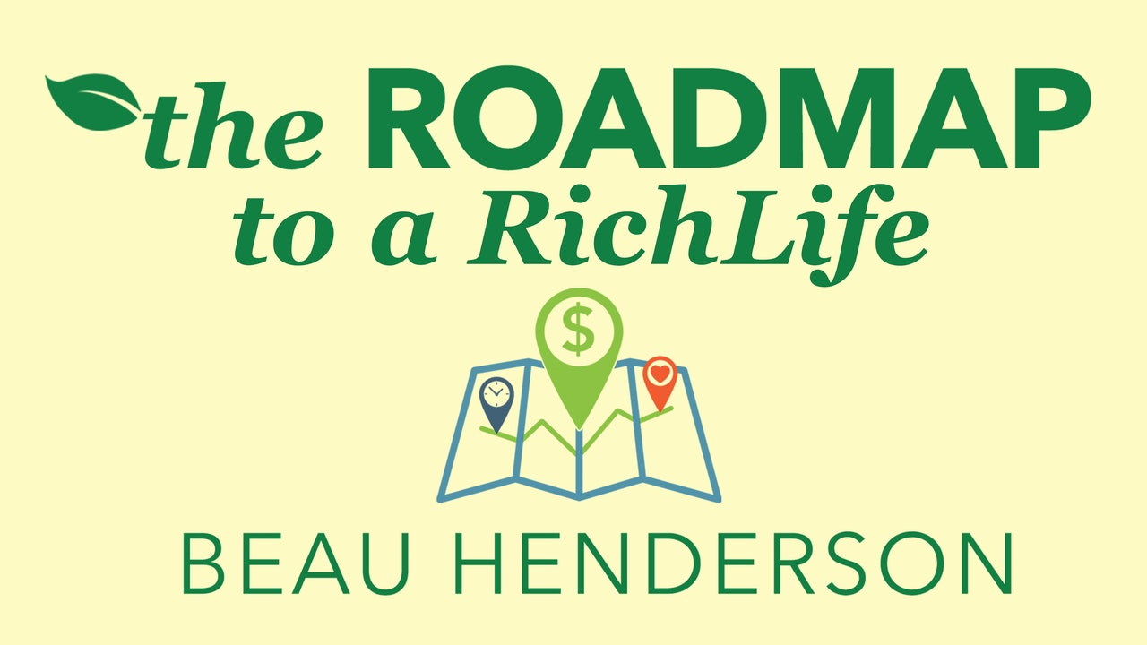 The Road Map to the Rich Life Ecourse