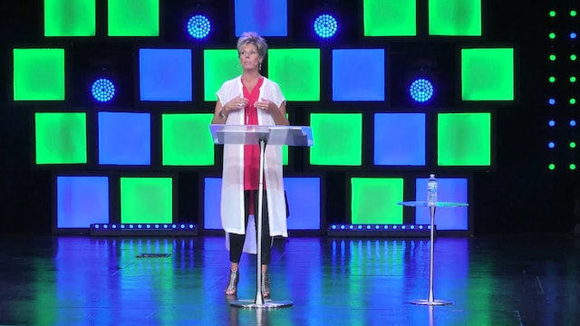 The Generous Life - Session 19 - Beth Jones