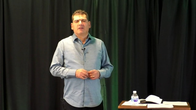 Accelerated Healing - Session 2 - John Proodian
