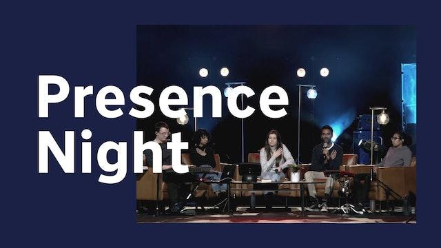 Presence Night - Catch the Fire Toronto (24 July 2020)