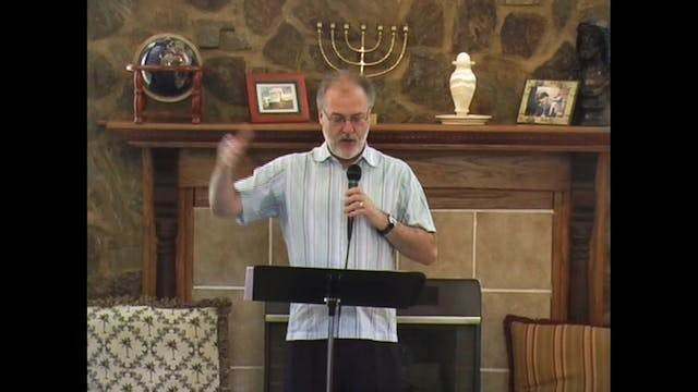 Angelic Encounters - Israel, the Harvest and the End Times, Part 2 - James Goll