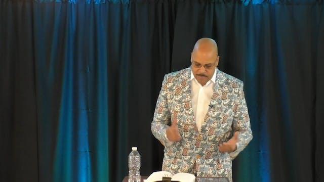 Supernaturally Prophetic Masterclass - Session 7 - John Veal