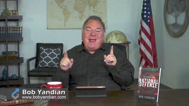 Episode 415-The Bible and National Defense-Part 2-Bob Yandian Ministries-Student of the Word