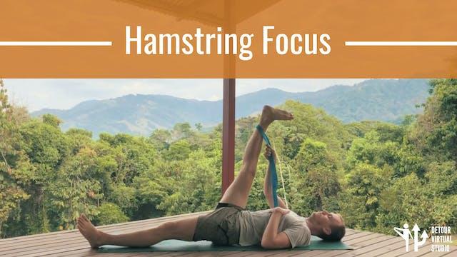 Hamstring Focus