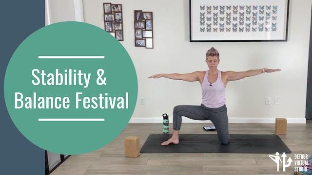 Stability & Balance Festival