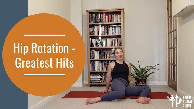 Hip Rotation - Greatest Hits