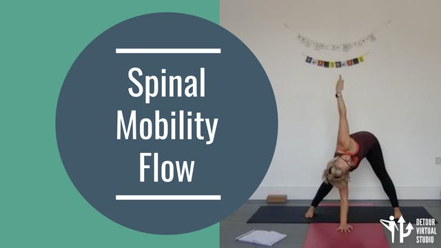Spinal Mobility and Detoured Flow