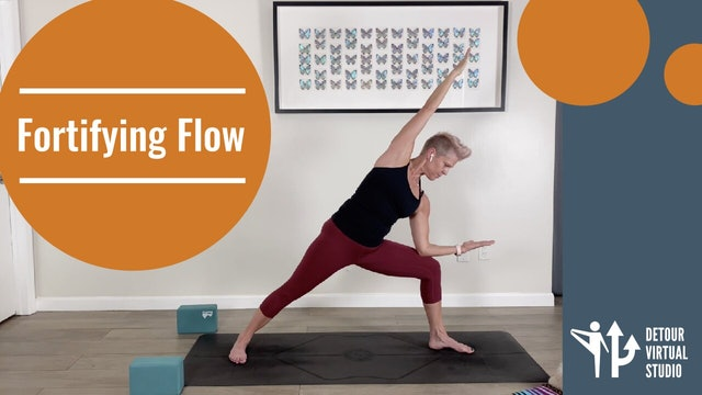 Fortifying Flow