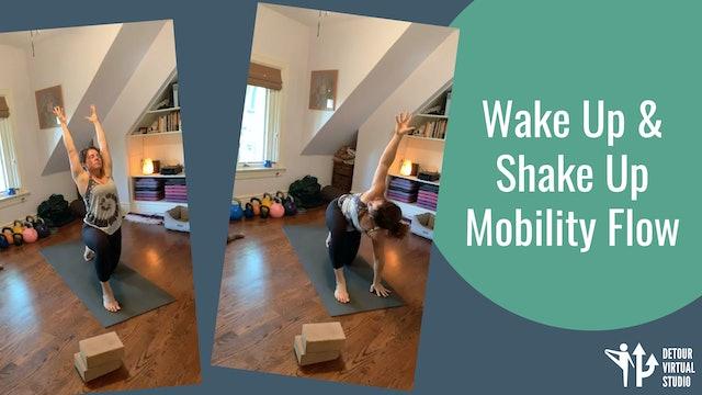Wake it Up and Shake it Up