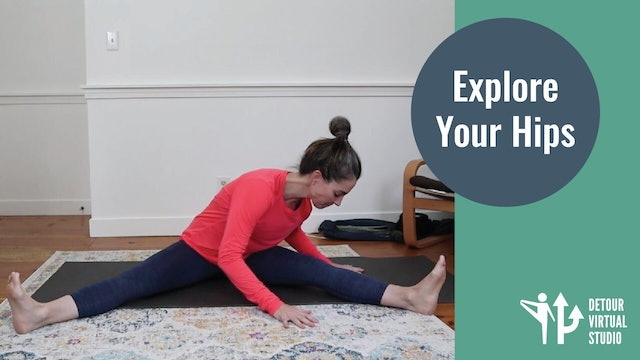 Explore Your Hips