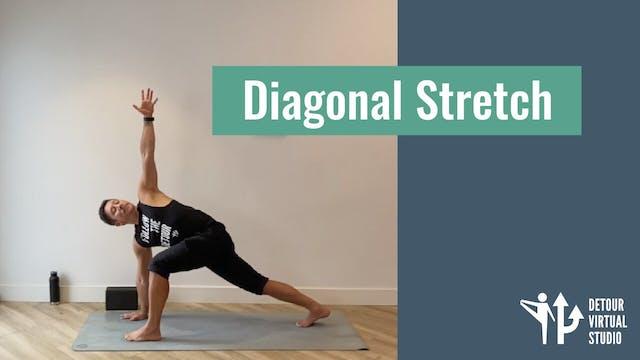 Diagonal Stretch