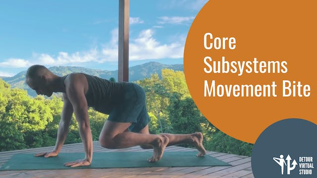Core Subsystems Movement Bite