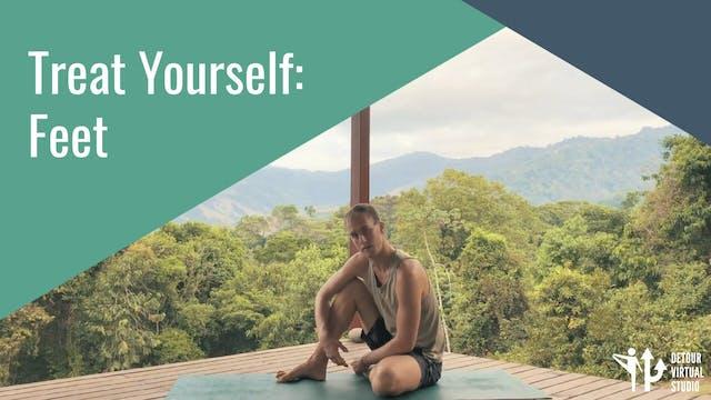 Treat Yourself: Feet