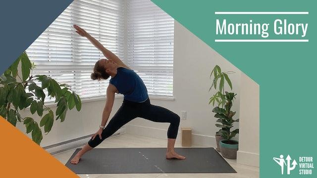 Free Class!! Moving Meditation - Morning Glory