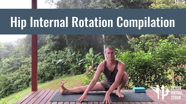 Hip Internal Rotation Compilation