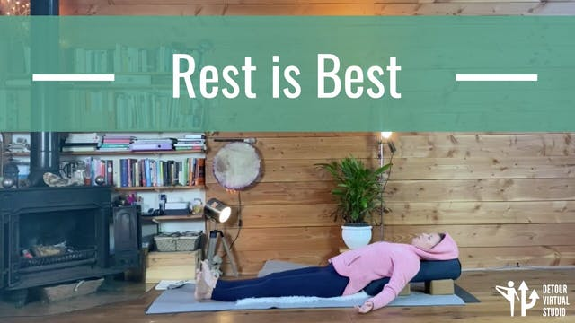 Rest is Best