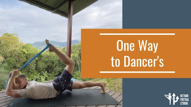 One Way to Dancer's