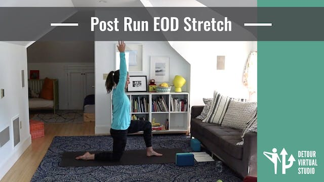 Post Run EOD Stretch