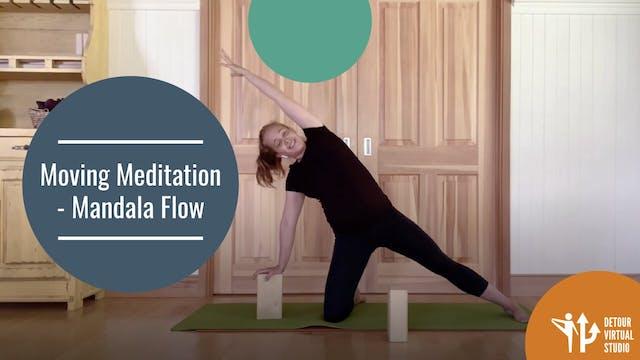 Free Class! Moving Meditation - Manda...