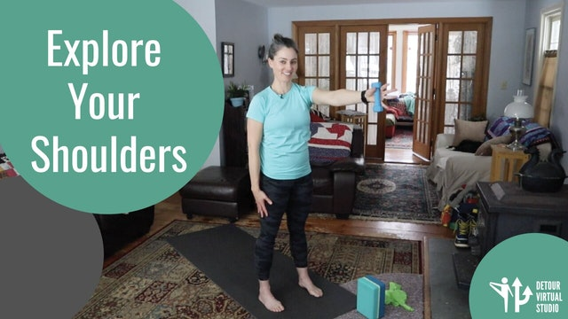Explore Your Shoulders